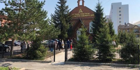 Тюмень (1-я и 2-я церковь)